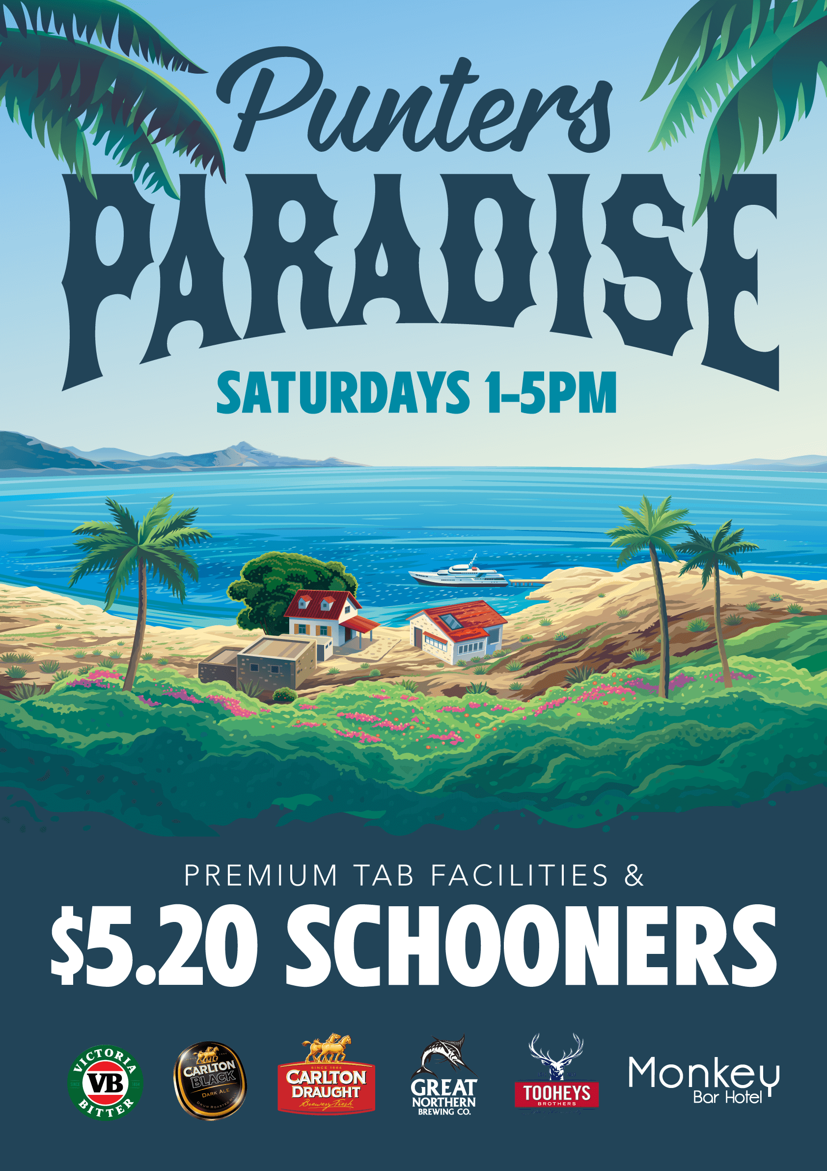 Punters-Paradise